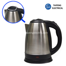 Silver Color Electric Kettle